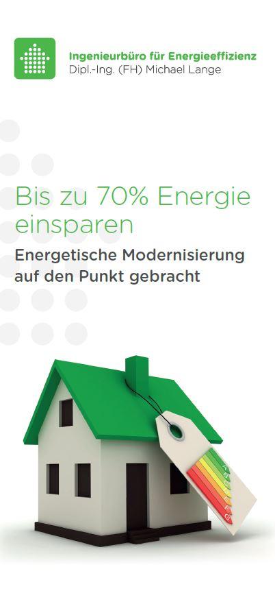 Flyer Energieberatung